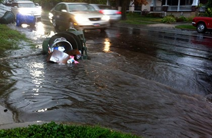 From Nuisance to Resource: Reconsidering Stormwater